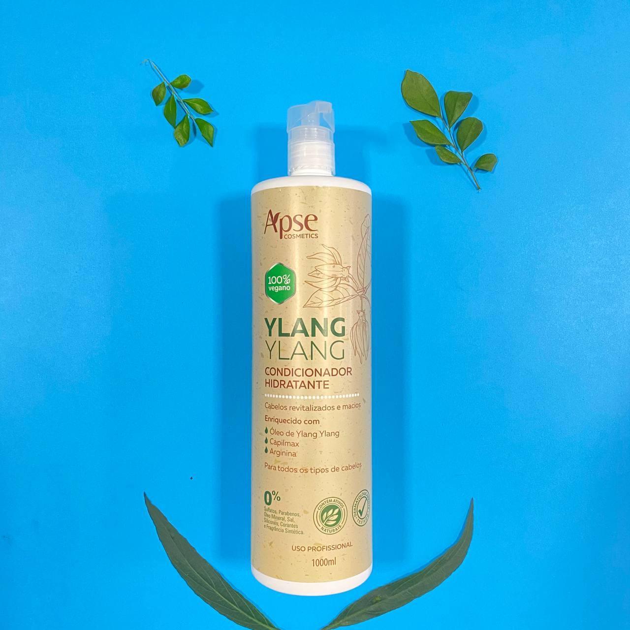 Condicionador Hidratante Ylang Ylang - Apse Cosmetics 1000ml