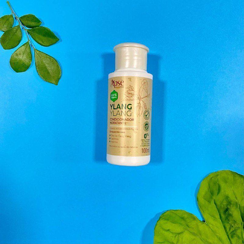 Condicionador Hidratante Ylang Ylang - Apse Cosmetics 100ml