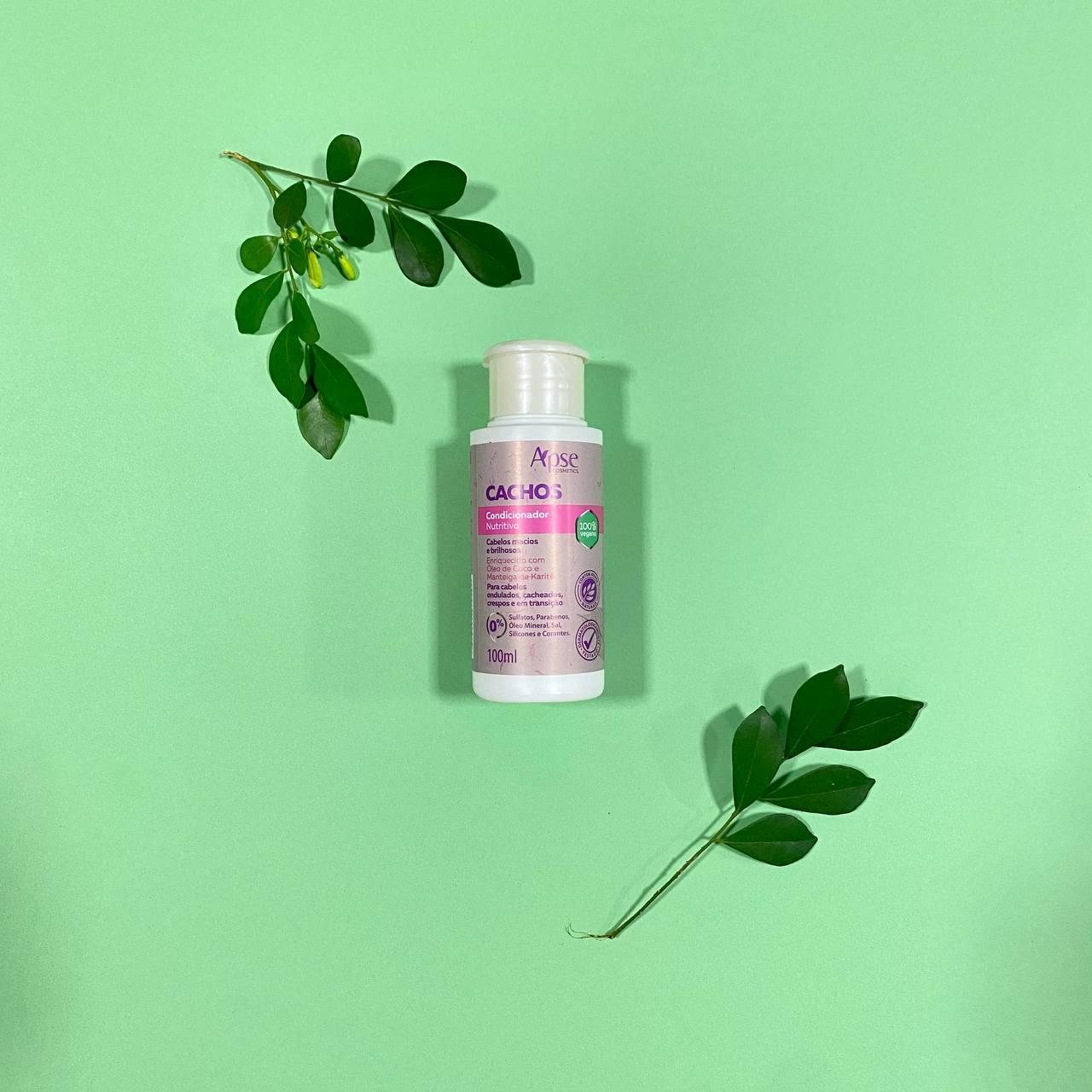 Condicionador Nutritivo Cachos - Apse Cosmetics 100ml