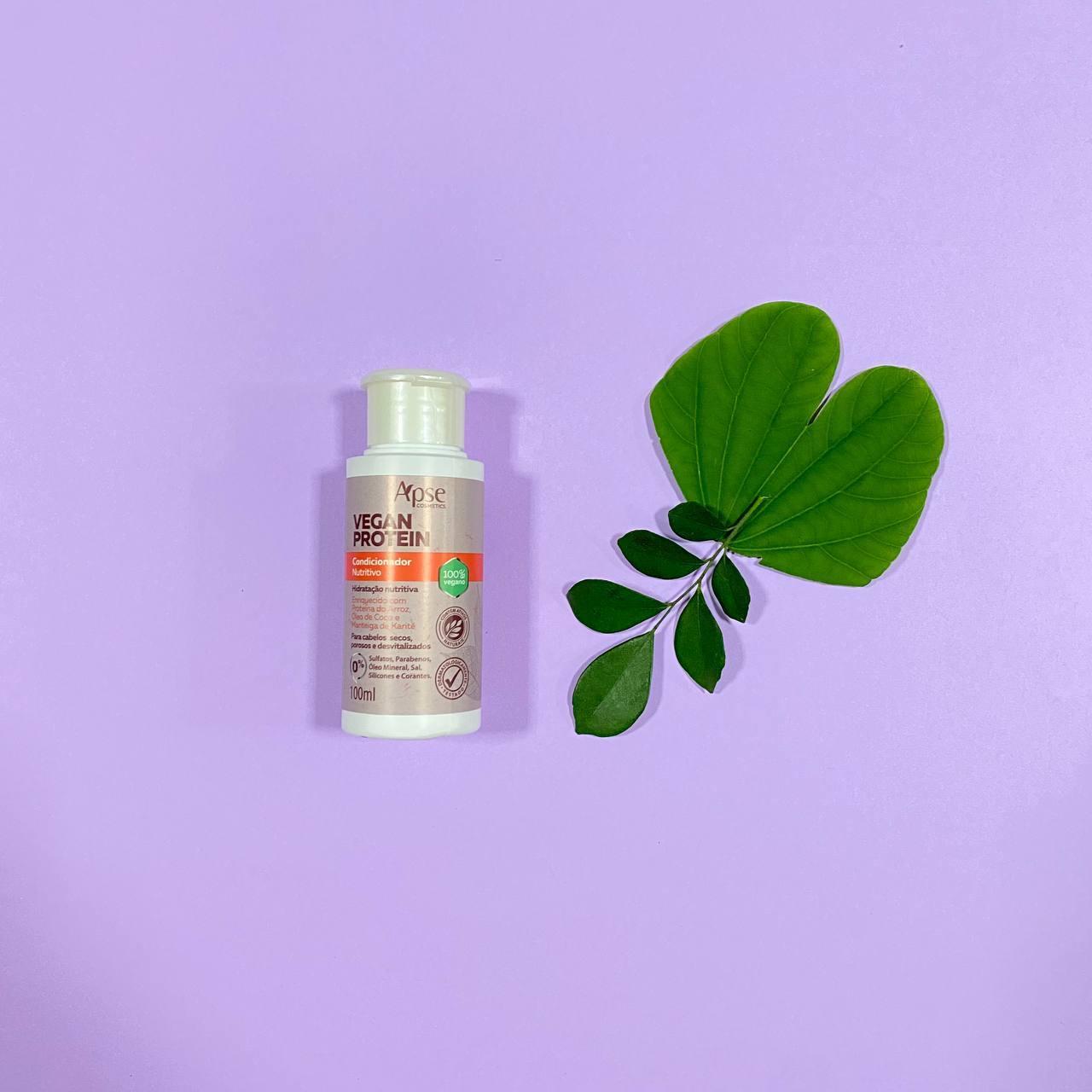 Condicionador Nutritivo Vegan Protein - Apse Cosmetics 100ml