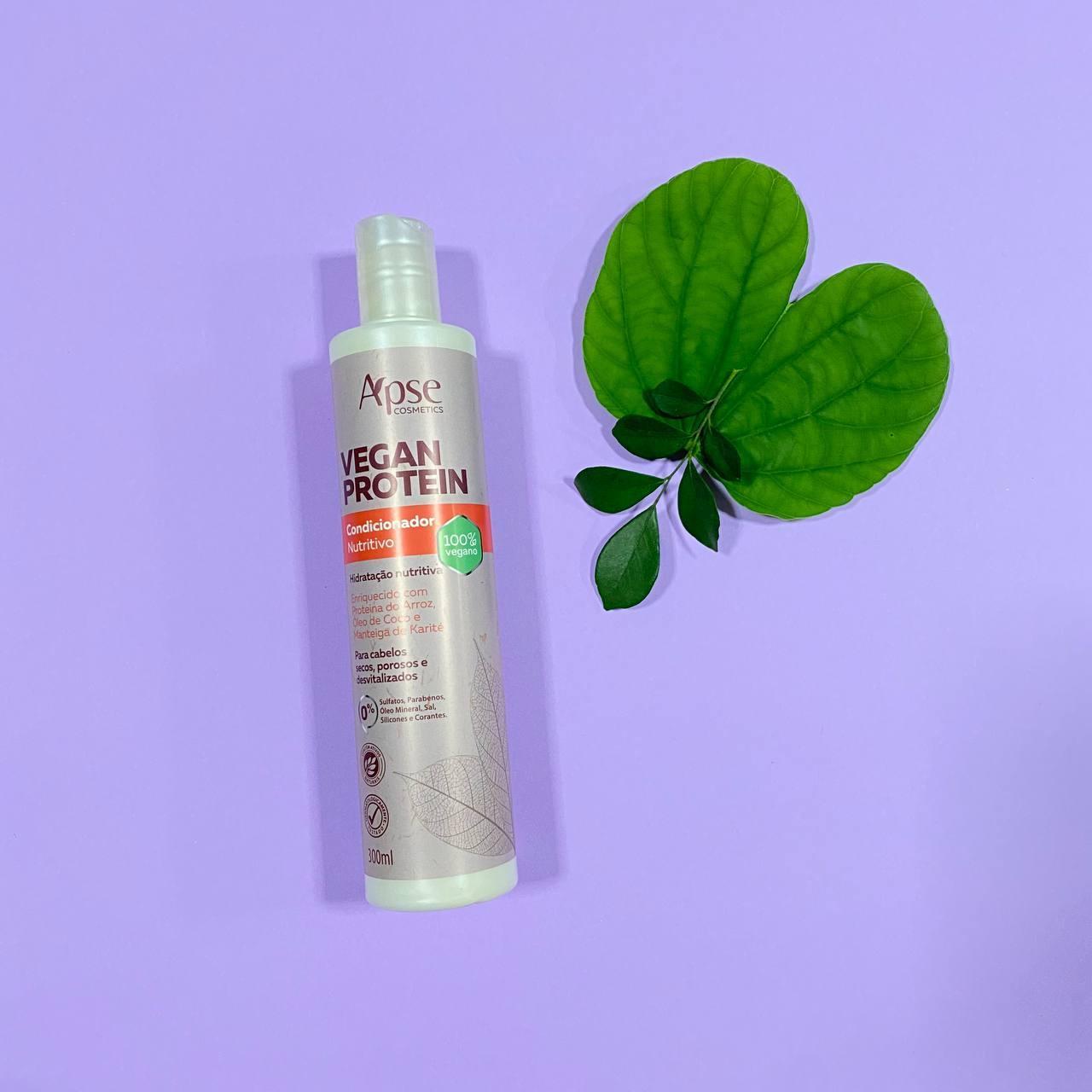 Condicionador Nutritivo Vegan Protein - Apse Cosmetics 300ml