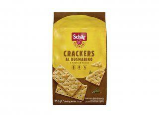 Crackers al rosmarino Dr. Schar 210g