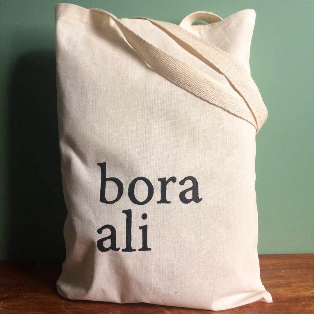 Ecobag Bora Ali