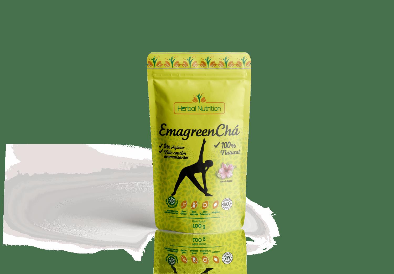 EmagreenChá - Herbal Nutrition 100g