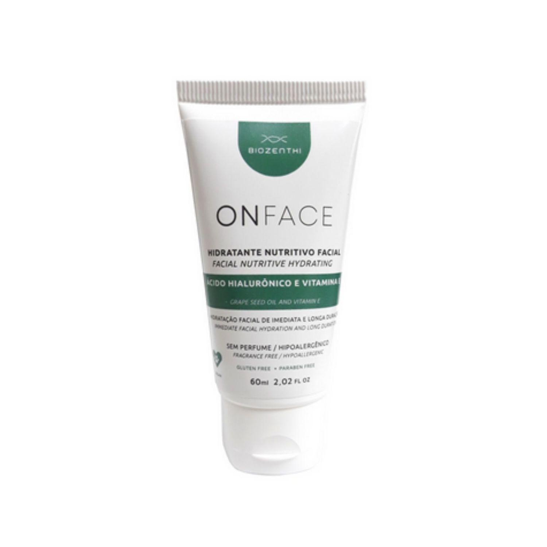 Esfoliante Facial de Argila Verde e Calêndula Onface  60ml