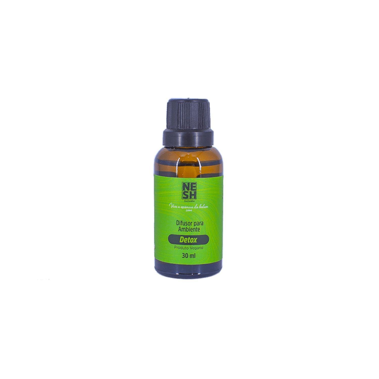 Essência para Difusor de Ambiente Detox - Nesh Cosméticos 30 ml