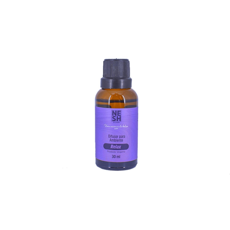 Essência para Difusor de Ambiente Relax - Nesh Cosméticos 30 ml