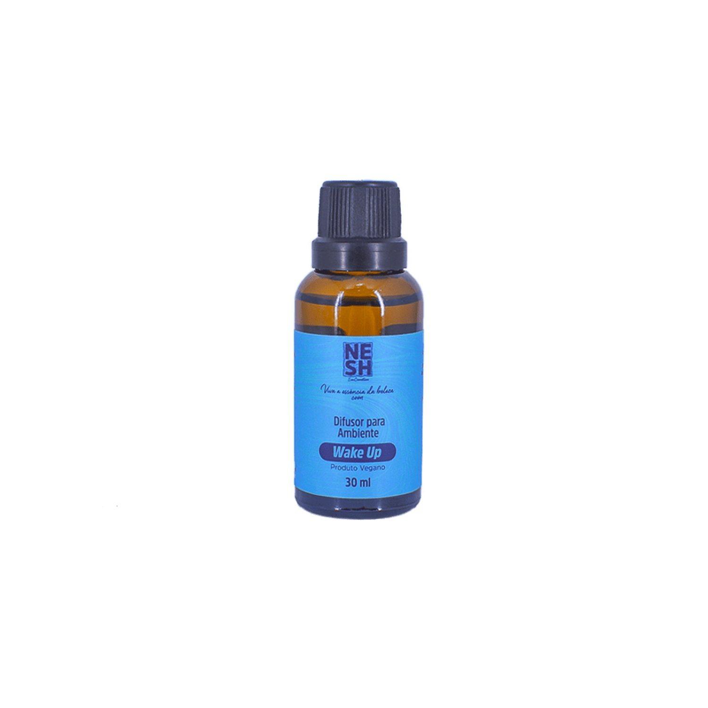 Essência para Difusor de Ambiente Wake Up - Nesh Cosméticos 30 ml