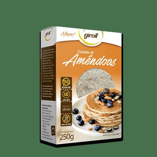 Farinha de Amêndoas – Giroil 250g