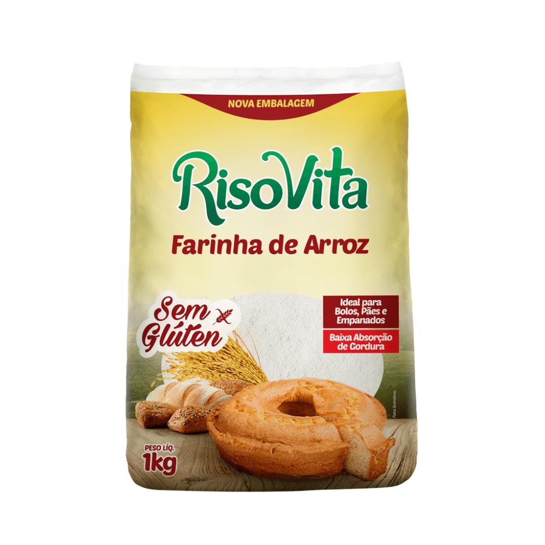 Farinha de Arroz Risovita 1kg