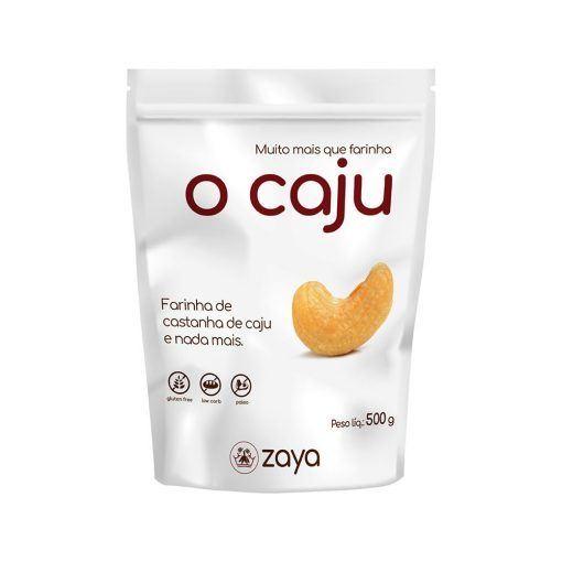Farinha de Castanha de Caju Zaya 500 g