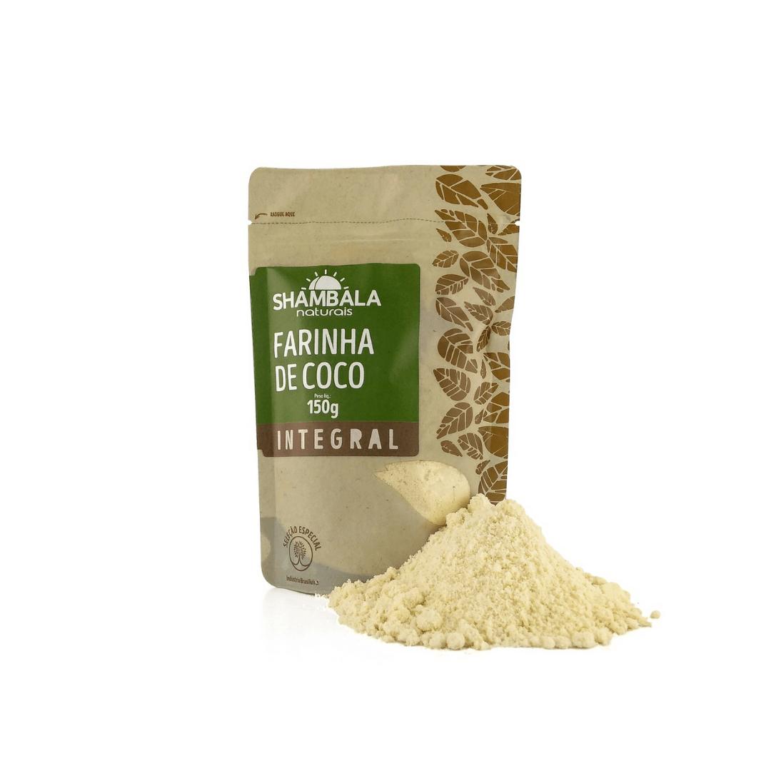 Farinha de Coco Shambala 150g