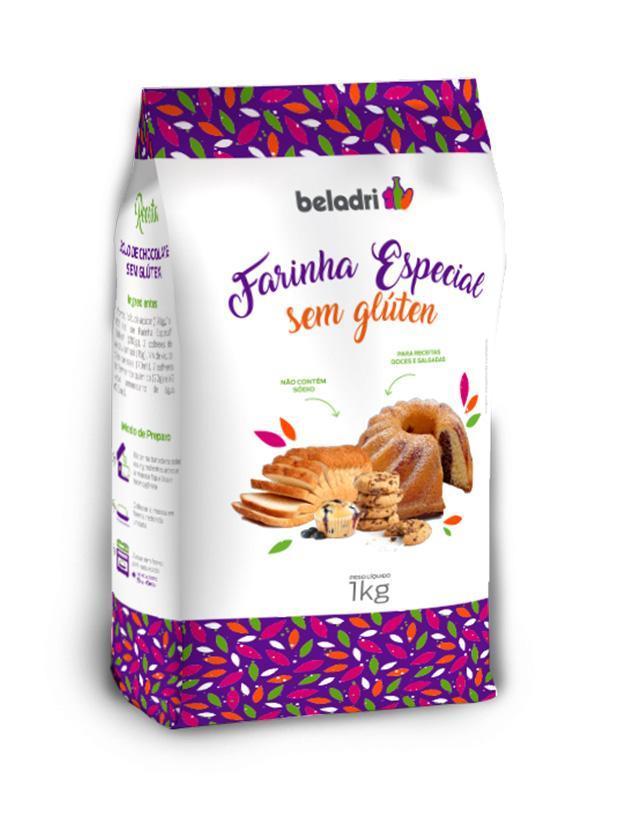 Farinha mix especial Beladri 1Kg