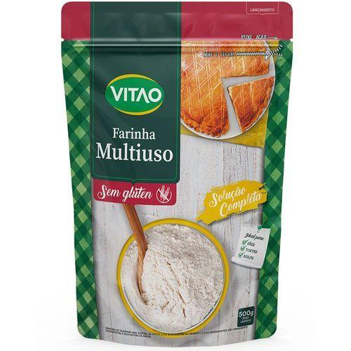 Farinha mix multiuso Vitao 500g