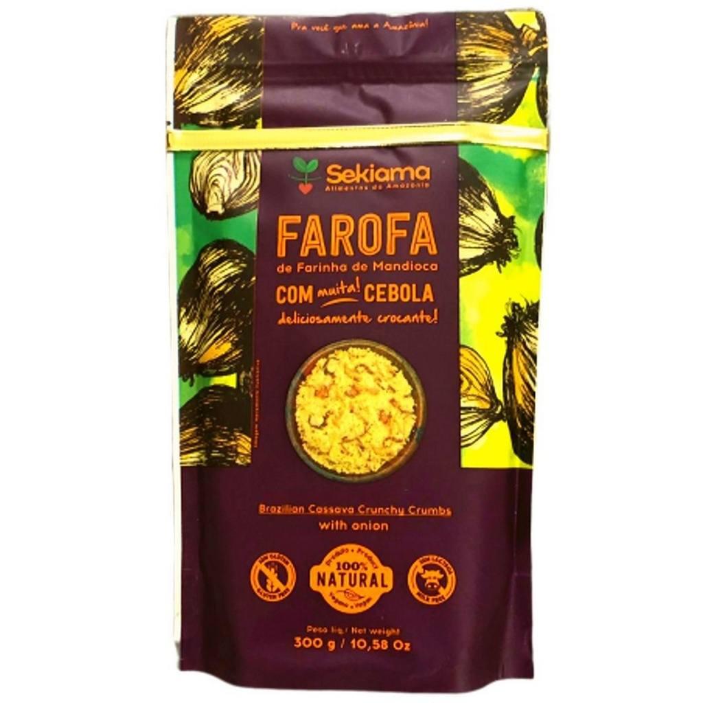 Farofa de Cebola Sekiama 300g
