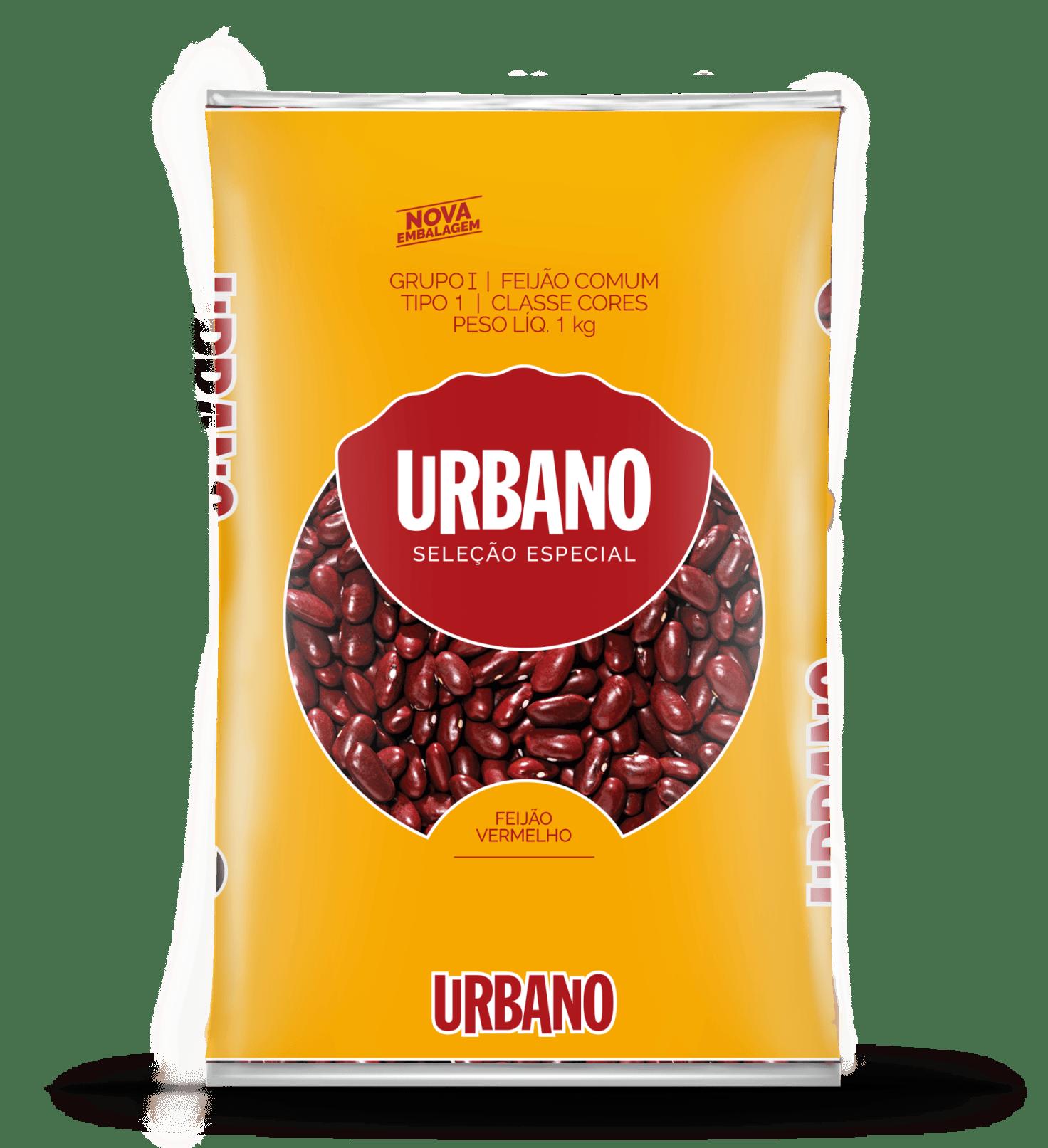 Feijão vermelho Urbano 1Kg