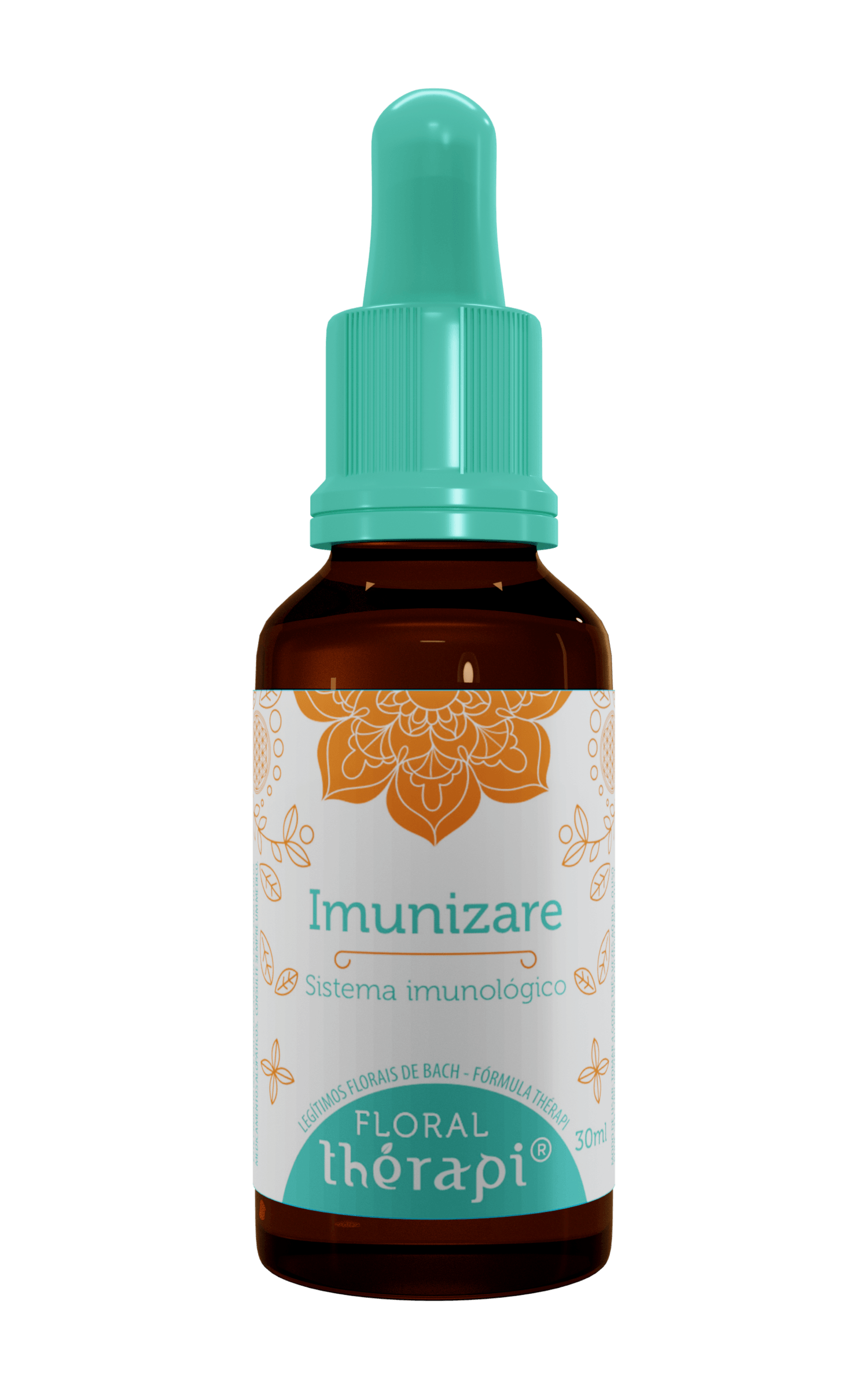 Floral Baixa Imunidade (Imunizare)  Floral Therapi  30 ml