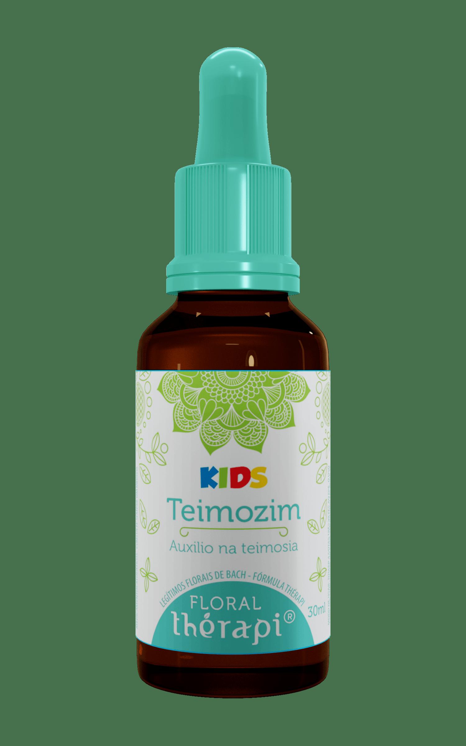 Floral Teimozim (Teimosia) - Floral  Therapi kids  30 ml