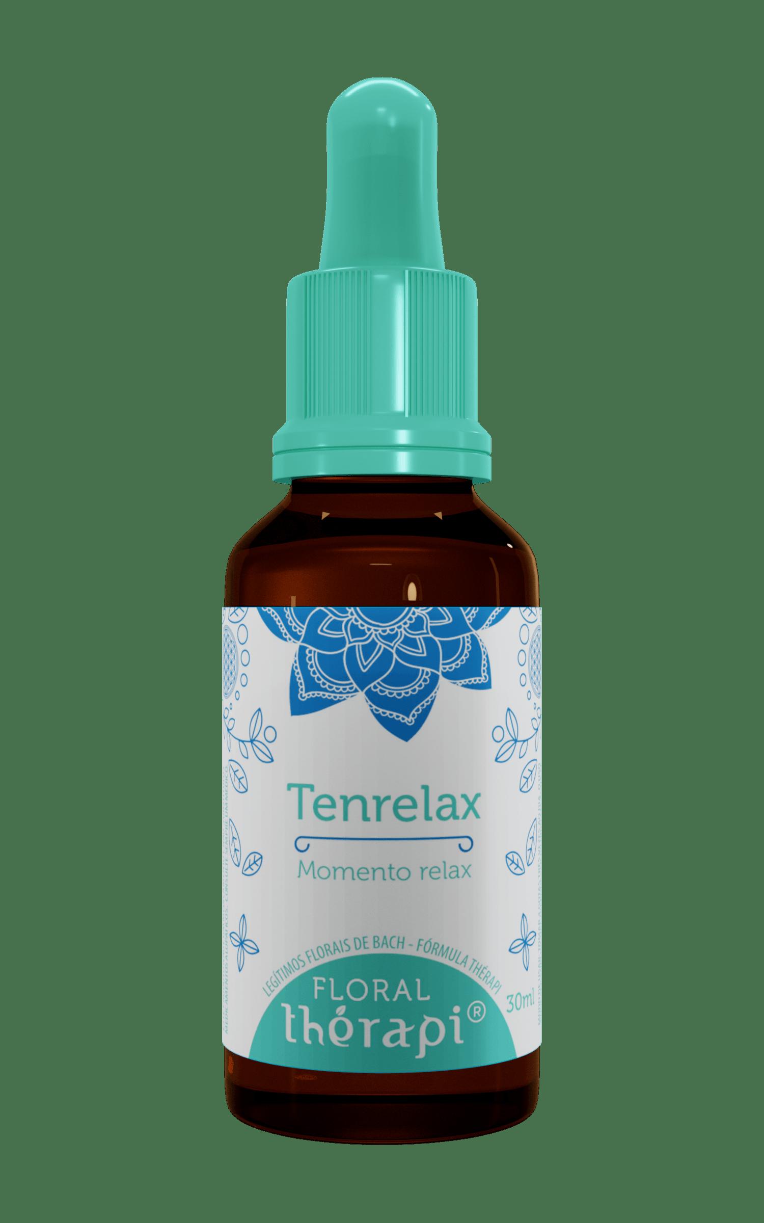 Floral Tensão e Stress (Tenrelax)  Floral Therapi  30 ml