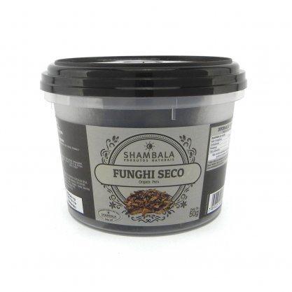 Funghi secchi Shambala 50g
