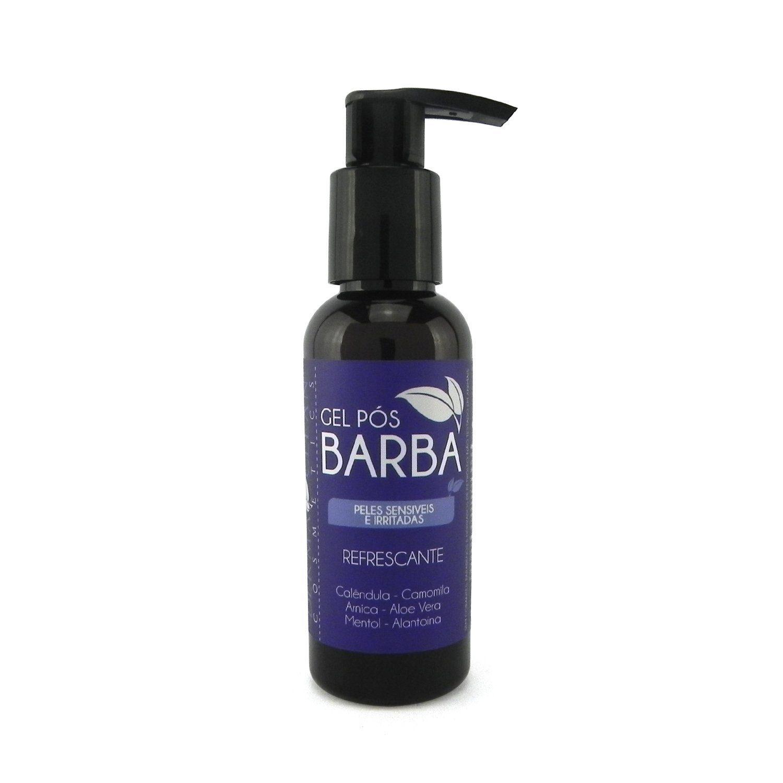 Gel Pós Barba Derma Clean - 110g