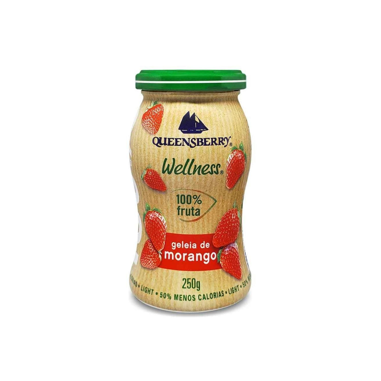 Geleia de Morango 100% Fruta Queensberry 250g