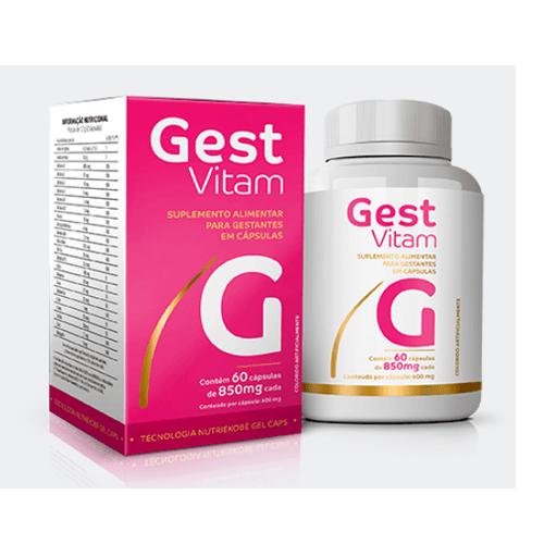 Gest Vitam - Ekobé 60 Cápsulas