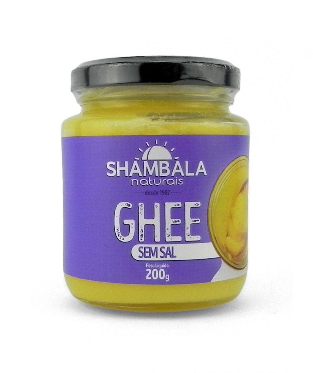 Ghee tradicional Shambala 200g