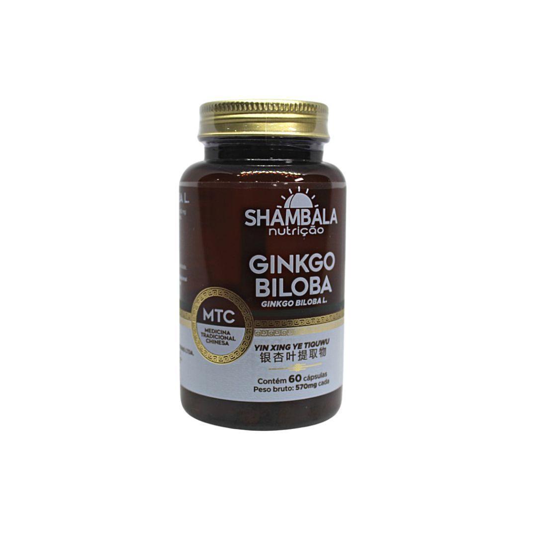 Ginkgo Biloba Shambala 570mg
