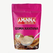 Goma xantana Aminna 75g