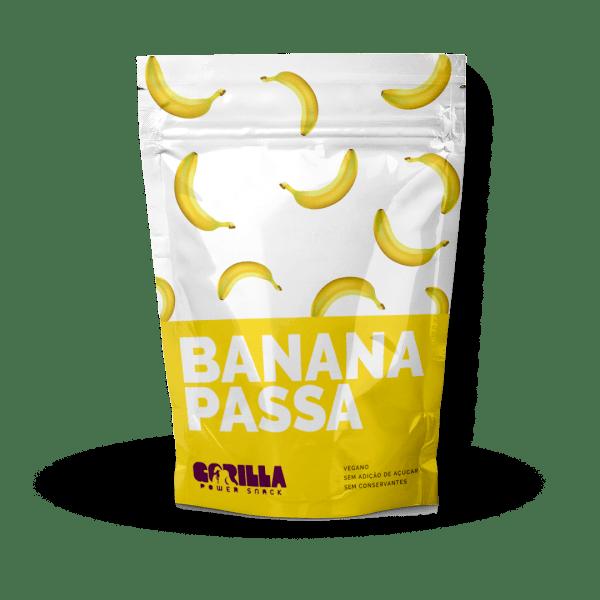 Banana Passa - Gorilla Power Snack 60g