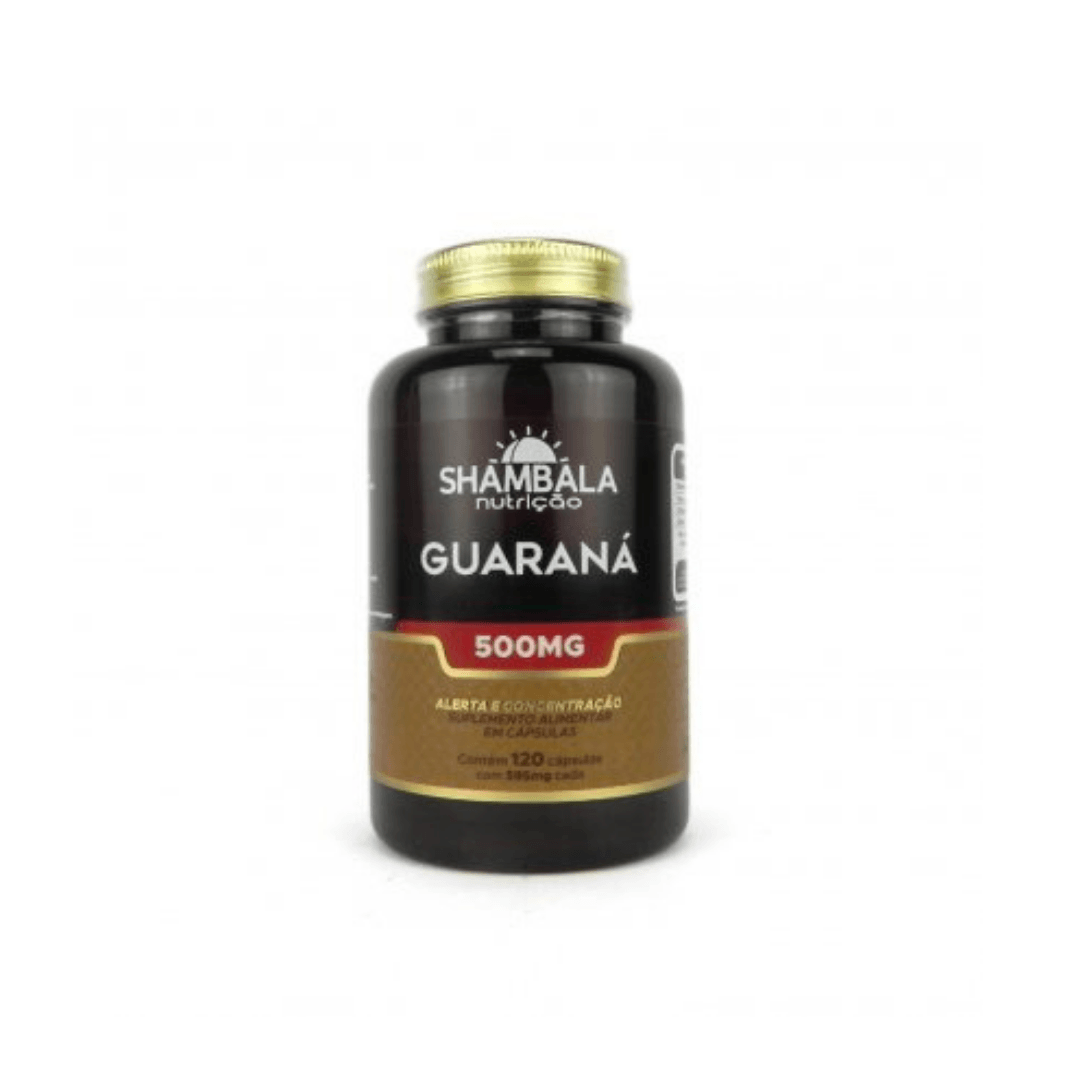 Guaraná Shambala 120 caps x 500mg