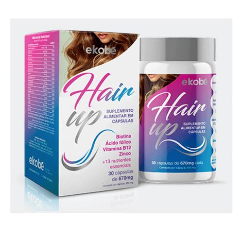 Hair Up - Ekobé 30 Cápsulas
