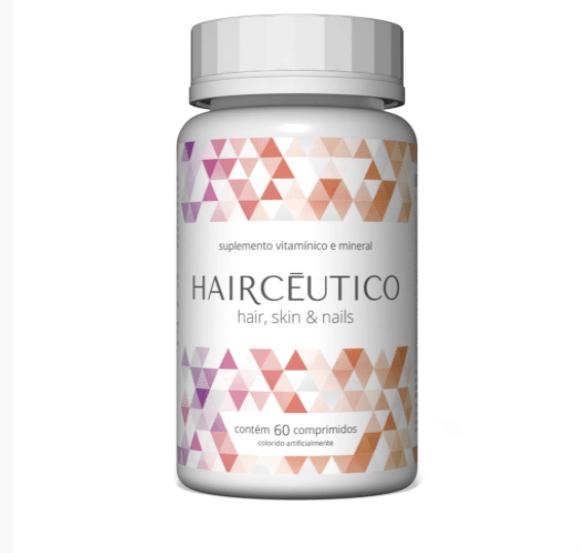 Hairceutico Suplemento Alimentar Em Comprimidos