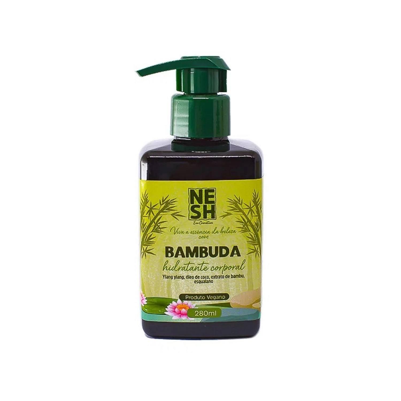 Hidratante Corporal Bambuda - Nesh Cosméticos 280 ml