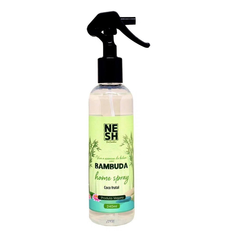 Home Spray Bambuda - Nesh Cosméticos 240 ml