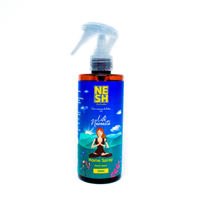 Home Spray Life Namastê 100% Natural e Vegano - Nesh Cosméticos 240 ml