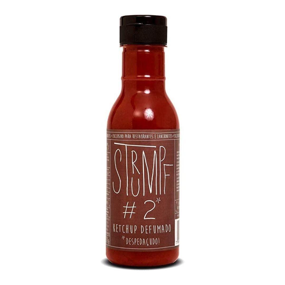 Ketchup Defumado Strumpf 470g