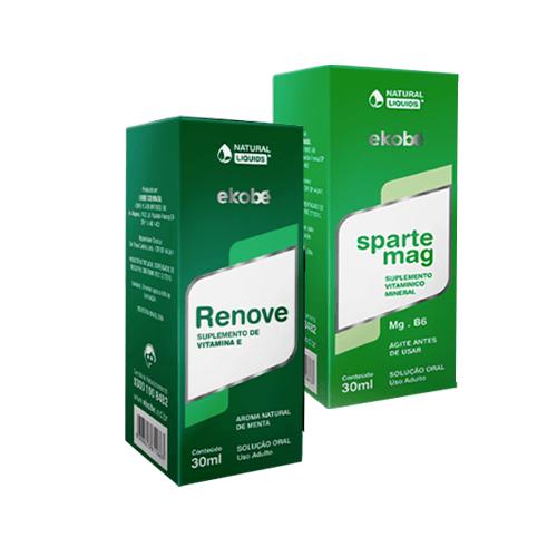 Kit Renove + Sparte Mag - Ekobé