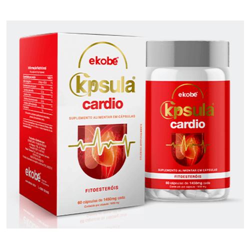 K'psula Cardio - Ekobé 60 Cápsulas