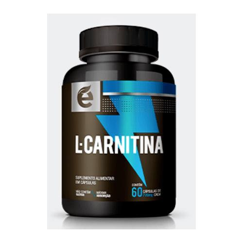 L-Carnitina - Ekobé 60 Cápsulas