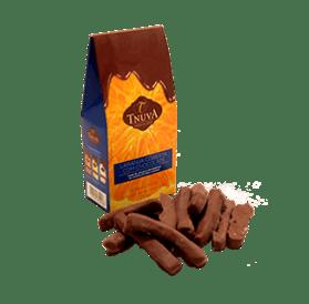 Laranja ao chocolate Tnuva 140g