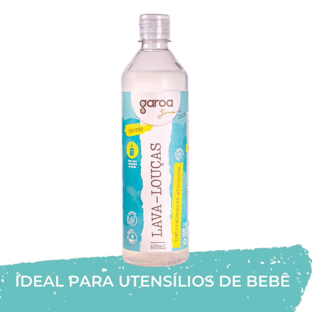 Lava Louças GaroaSense 600 ml