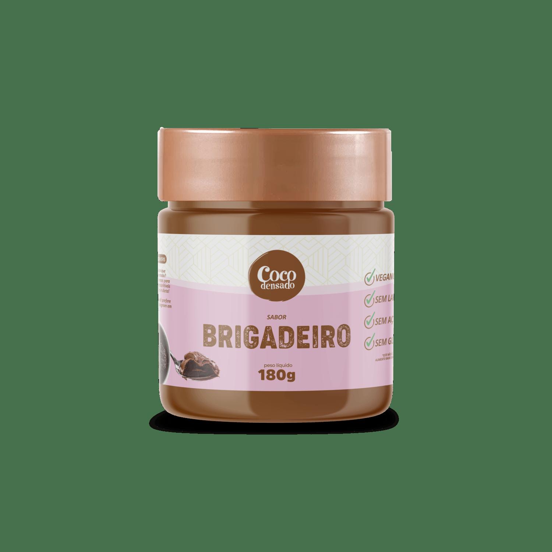 Brigadeiro Vegano - Cocodensado 180g