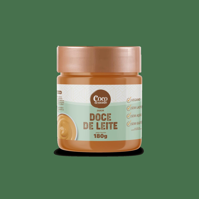 Doce de Leite Vegano - Cocodensado 180g