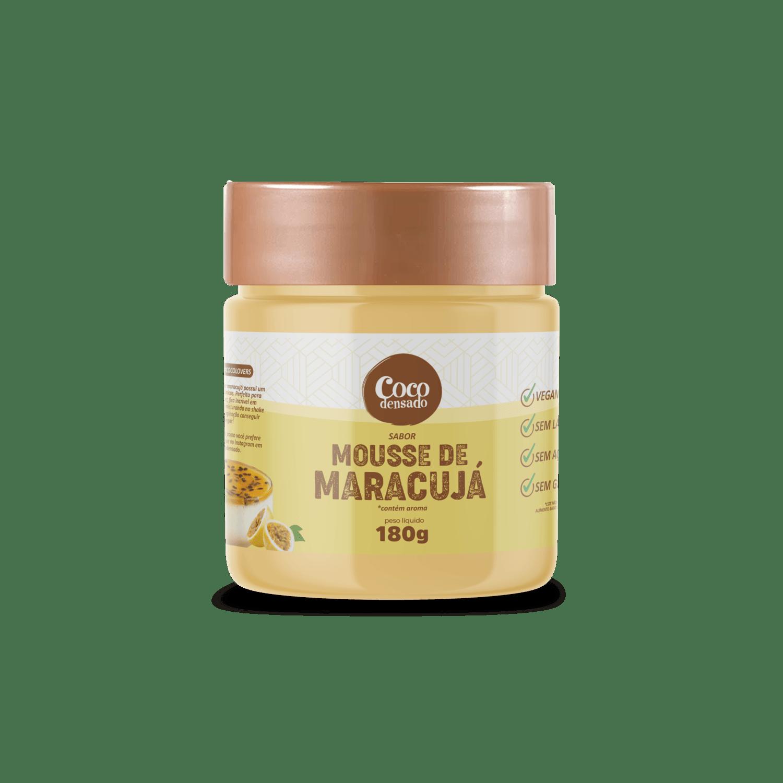 Doce de Maracujá com Leite Condensado Vegano - Cocodensado 180g