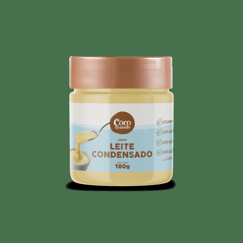 Leite Condensado Vegano Original - Cocodensado 180g