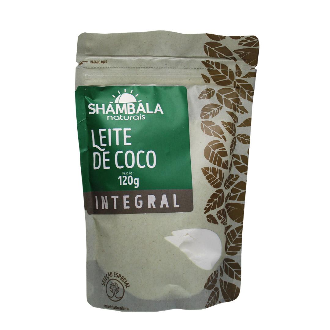 Leite de Coco em Pó Shambala 120g