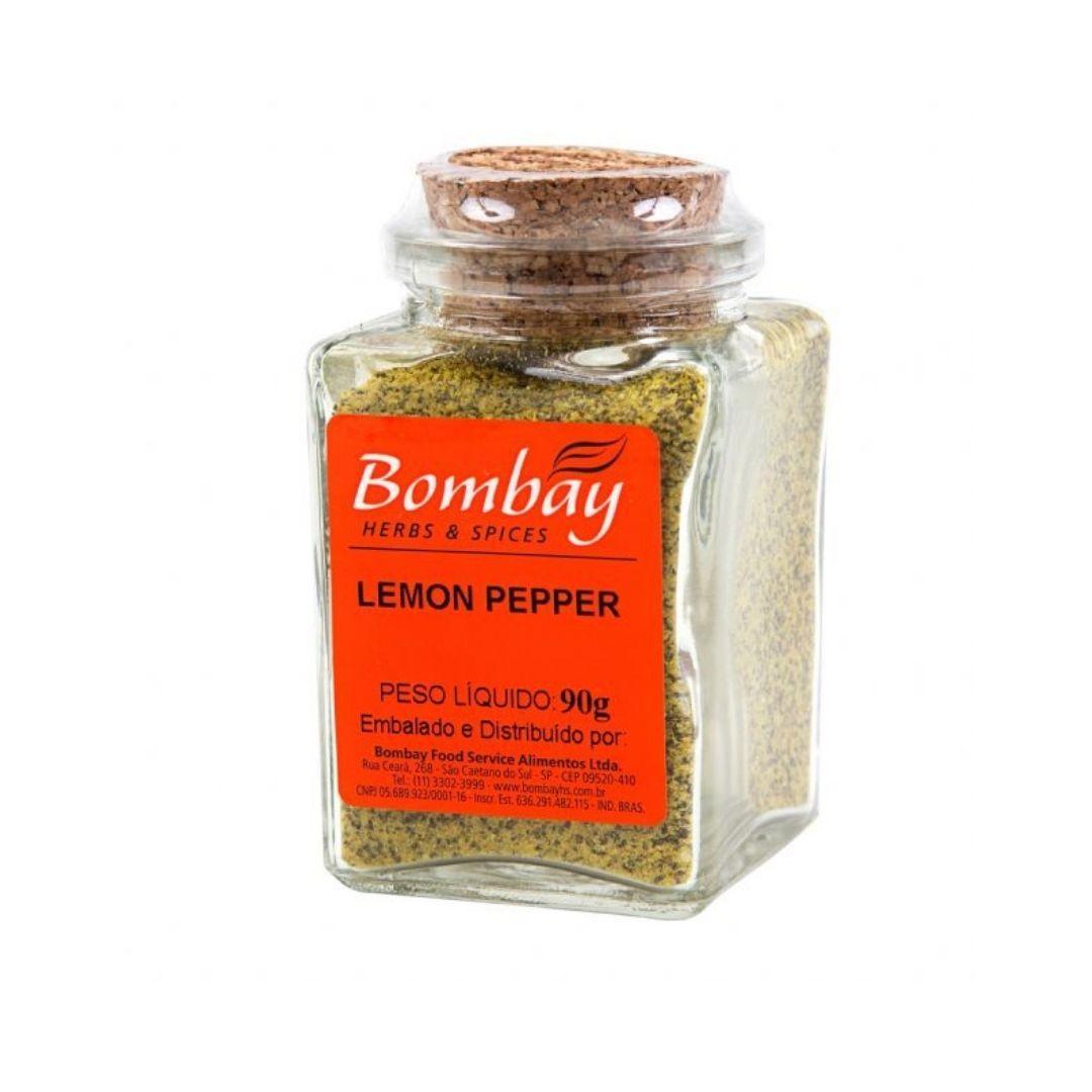 Lemon Pepper Bombay 90gr