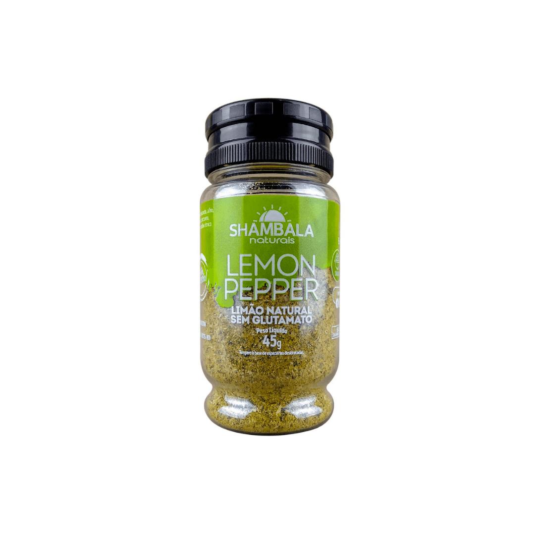 Lemon Pepper Natural Shambala 45g